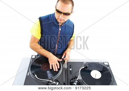 Stylish Deejay