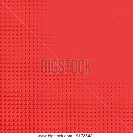 Abstract background with triangular shape gradient