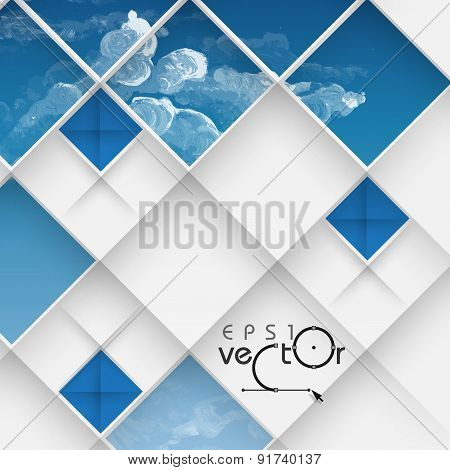 Abstract Geometrical Design
