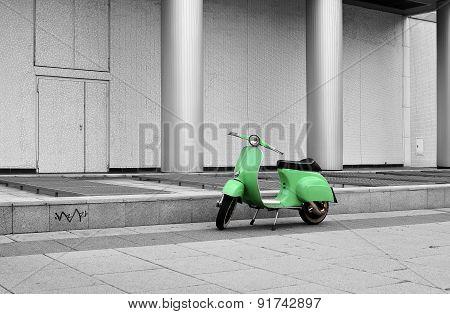 scooter in Berlin