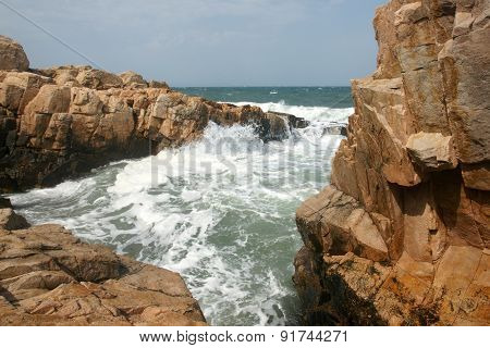 sea and rocks 9