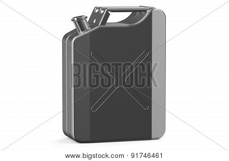 Steel Jerrycan