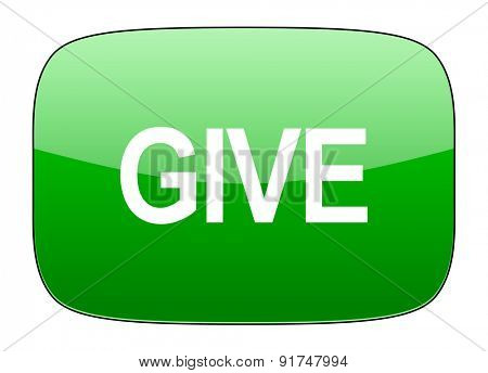 give green icon