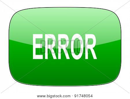 error green icon
