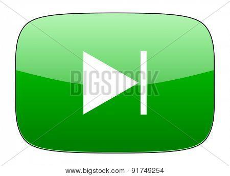 next green icon