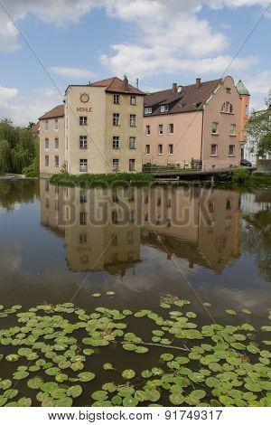 Old Mill In Schwandorf
