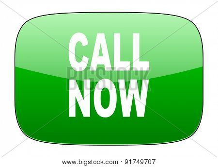 call now green icon