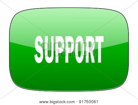 support green icon