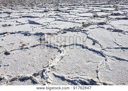 Badwater Basin Surface