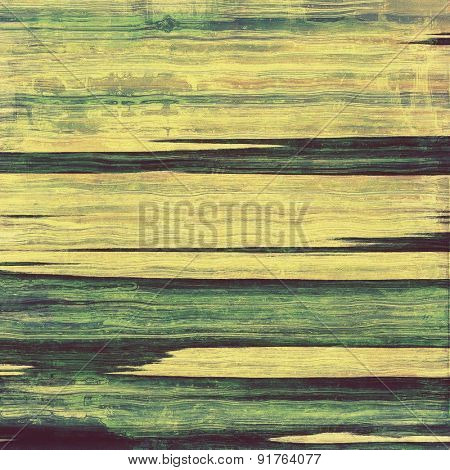 Highly detailed grunge texture or background. With different color patterns: yellow (beige); brown; blue; green