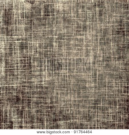 Old-style background, aging texture. With different color patterns: brown; gray; black