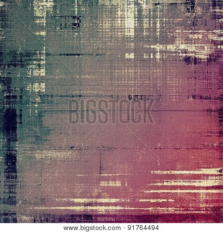 Art grunge vintage textured background. With different color patterns: gray; blue; purple (violet); pink