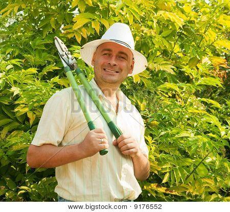 Adult Gardener