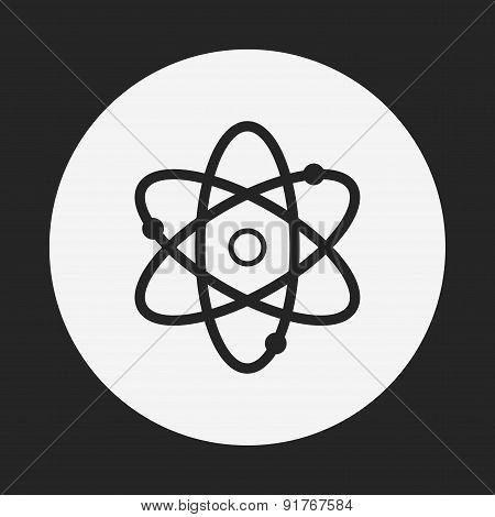 Molecular Modeling Icon
