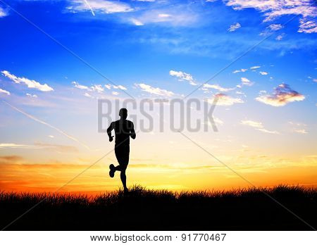 sport and nature