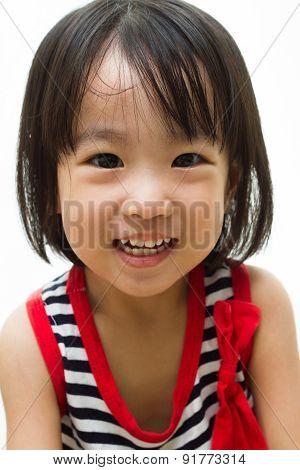 Happy Asian Chinese Children