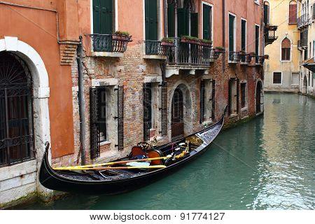 Parking gondola