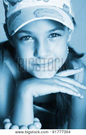 Girl With A Cap