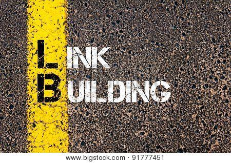 Business Acronym Lb As Link Building