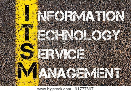 Business Acronym Itsm