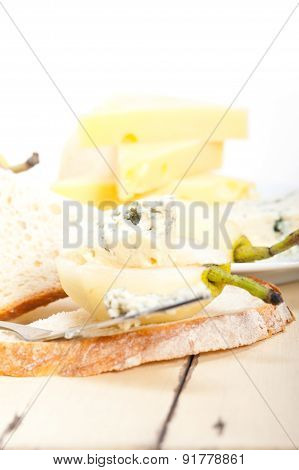 Cheese And Pears