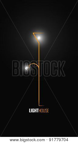 floor lamp design background