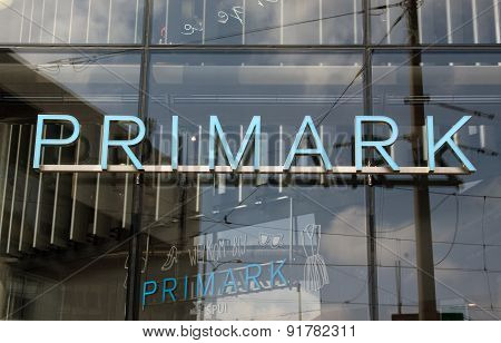 Primark Store In The Hague Netherlands