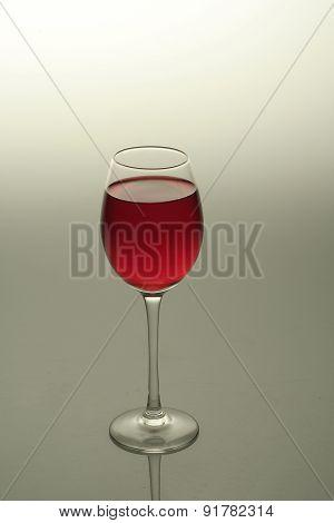 Red Soft Drink