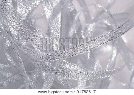 Silver Ribbons Close Up