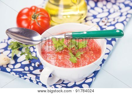 Tomatoes Soup