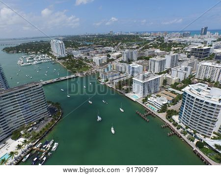 Miami by the bay