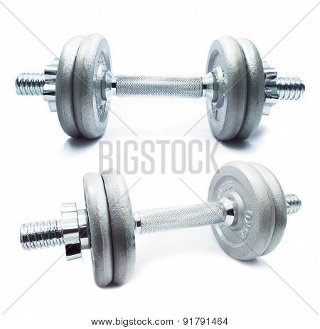 Weights (dumbbell) Isolated