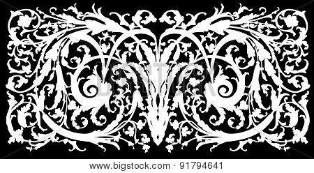 ornamental background