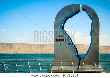 Statue of the Sea of Galilee