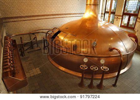 Brewery Silo