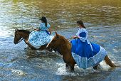 stock photo of gaucho  - TACUAREMBO URUGUAY  - JPG
