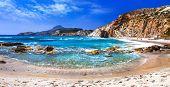 pic of greek-island  - beautiful scenic beaches of Greek islands  - JPG