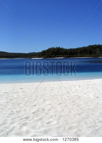 Lake Mckenzie Australia