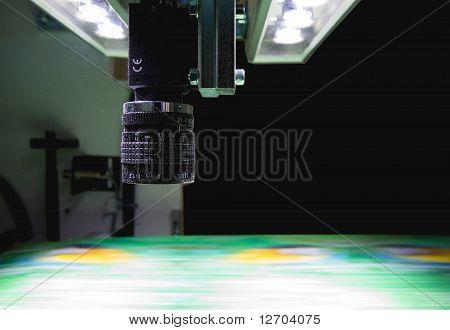 Máquinas de impressão