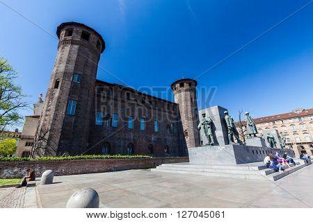 Exterior Views Of The Italian City Turin