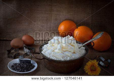 Butter Flour Mix