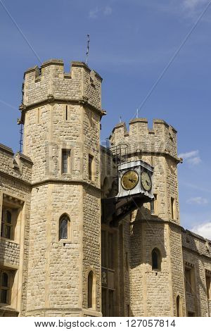 Tower Of London - Part Of The Historic Royal Palaces, House Of The Crown Jewels