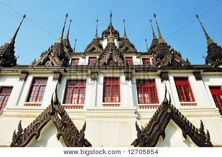 Loha Prasat, Metal Palace In Bangkok