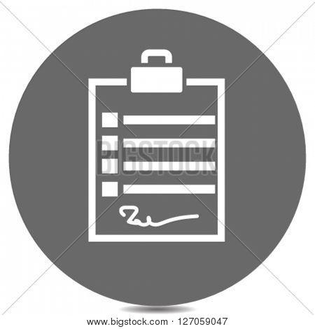 checklist icon
