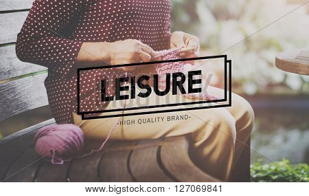 Leisure Wellness Relax Free Time Happiness Concept