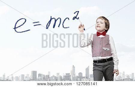 He is future genius