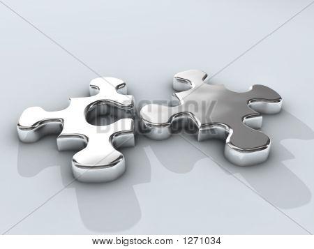 Chrome Puzzle