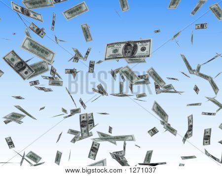 Dollar Regen