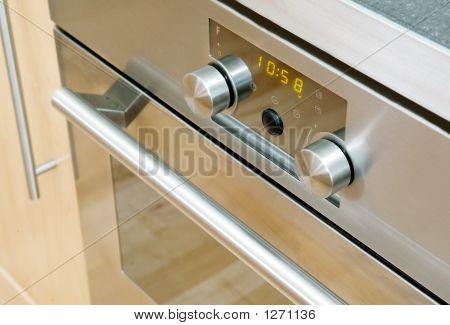 Modern Oven Detail
