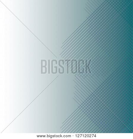 Modern blue striped vector surface, stripes background